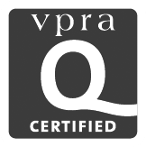 VPRA gecertificeerd